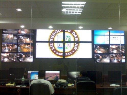 DAVAO CITY PUBLIC SAFETY & COMMAND CENTRE